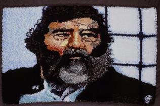 Oelbaum-04-Axis of Evil Rug Iraq